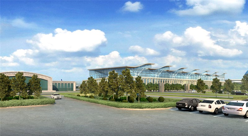 image mabetex Astana International Airport Kazakhstan 02