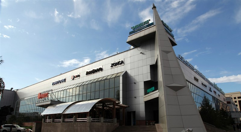 image mabetex Shopping Center  Sine Tempore Astana 01