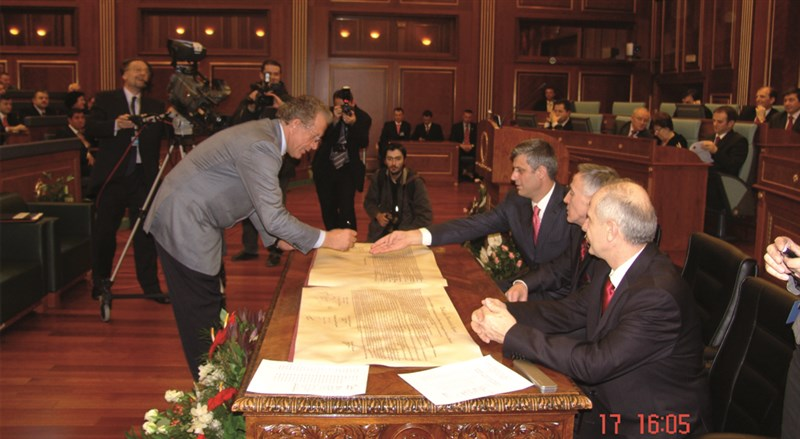image mabetex The Parliament of Republic of Kosovo Prishtina 00