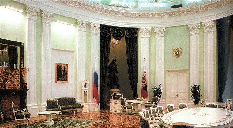 image mabetex Kremlin the Residence of the President of Russian Federation 013