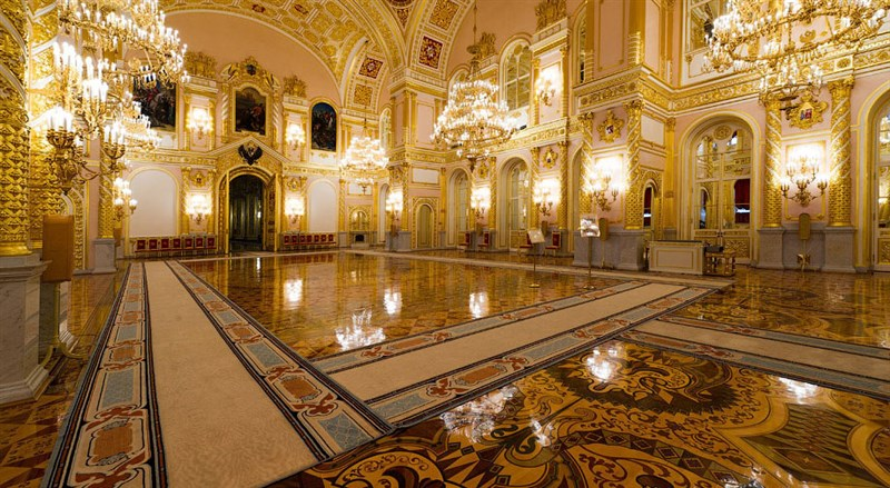image mabetex Kremlin the Residence of the President of Russian Federation 09