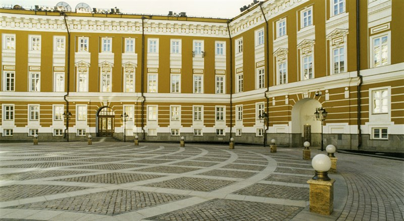 image mabetex Kremlin the Residence of the President of Russian Federation 07