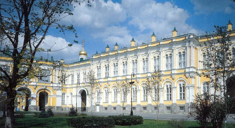 image mabetex Kremlin the Residence of the President of Russian Federation 014