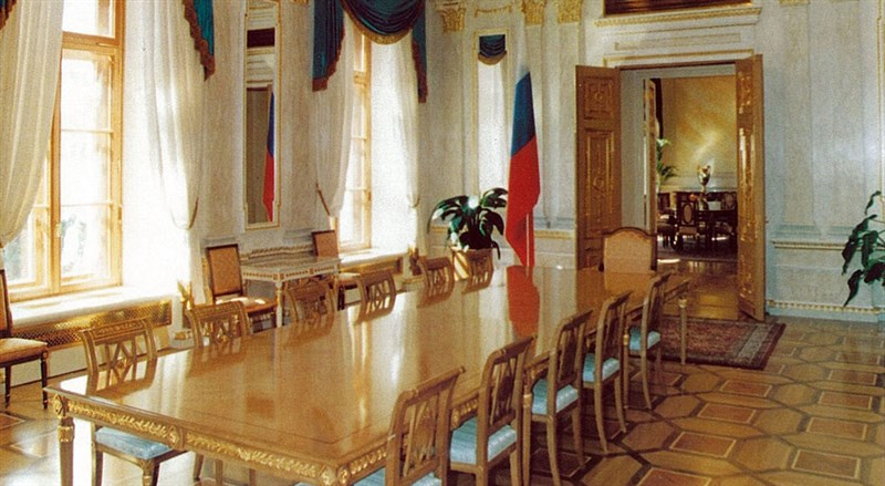 image mabetex Kremlin the Residence of the President of Russian Federation 05