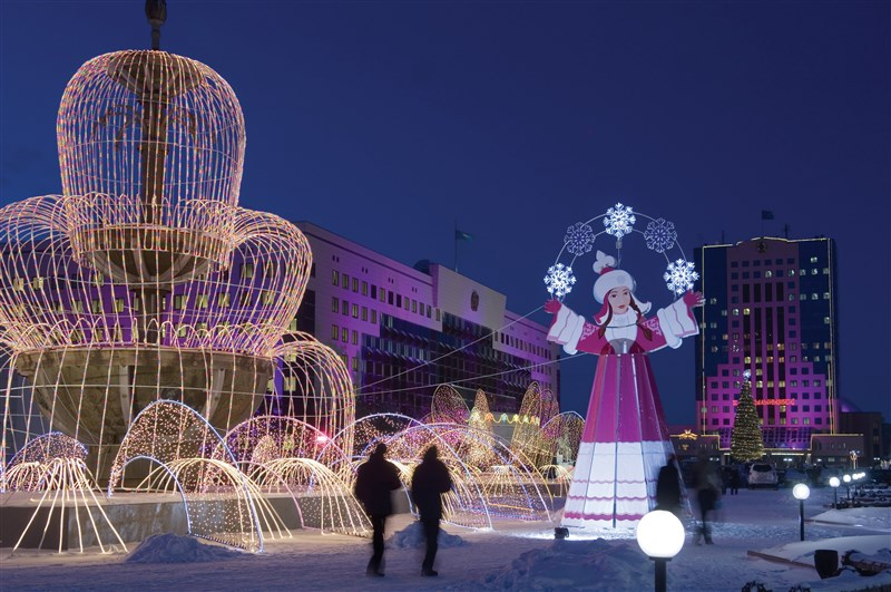 image mabetex Shopping Center  Sine Tempore Astana 00