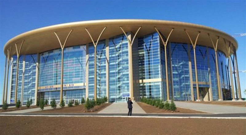 image mabetex The Ice Palace Nur-Sultan 011