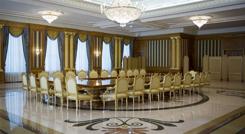 image mabetex Akorda the Residence of the President of Kazakhstan Astana 04