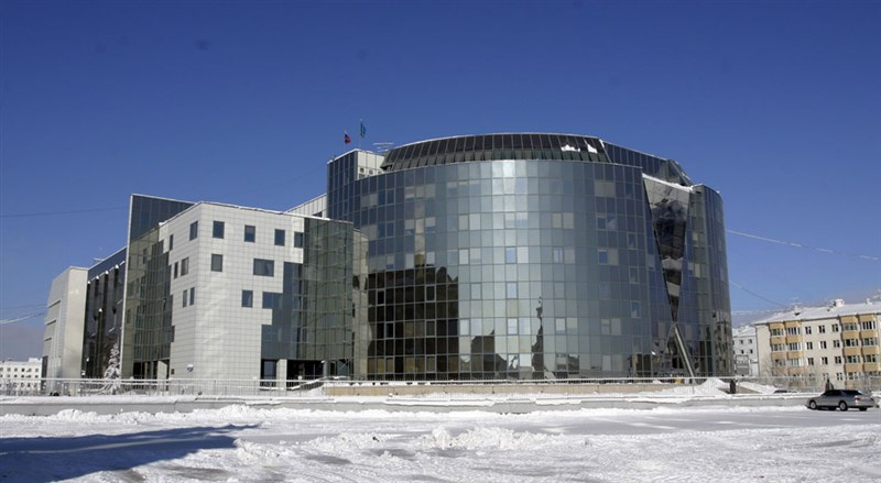 image mabetex The Komdragmet Building, Yakutsk Republic of Sakha 00