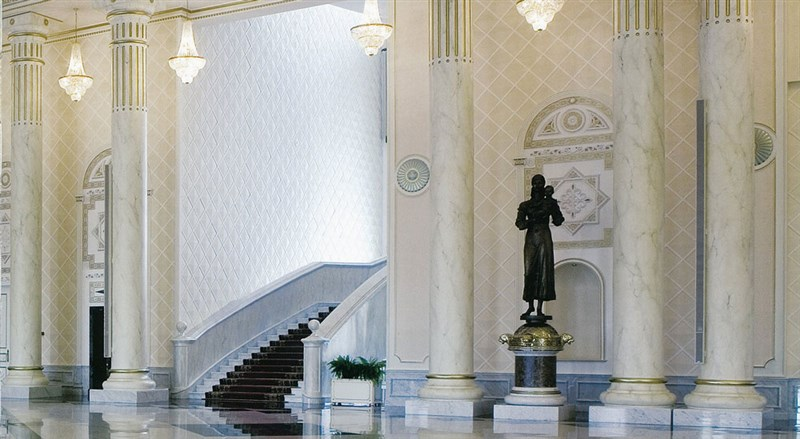 image mabetex Akorda the Residence of the President of Kazakhstan Astana 010
