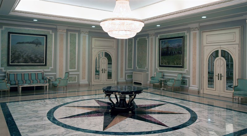 image mabetex Akorda the Residence of the President of Kazakhstan Astana 03