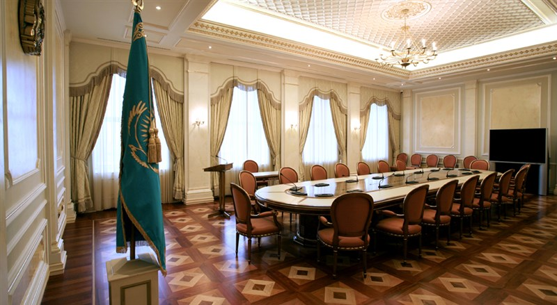 image mabetex Akorda the Residence of the President of Kazakhstan Astana 02