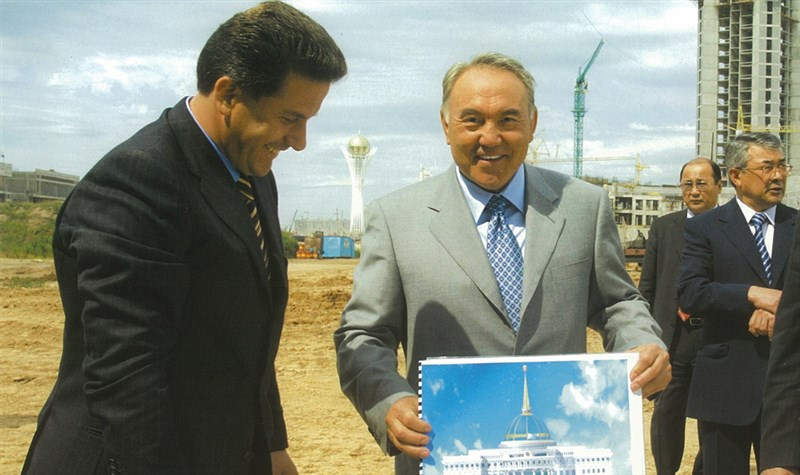 image mabetex Akorda the Residence of the President of Kazakhstan Astana 01