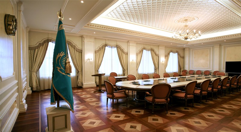 image mabetex Akorda the Residence of the President of Kazakhstan Astana 011