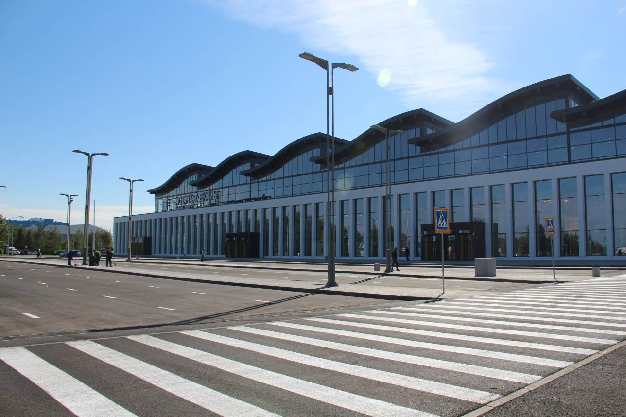 Astana International Airport Kazakhstan